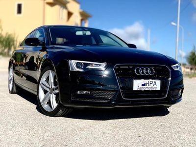 usata Audi A5 SPB 2.0 TDI 150 CV clean diesel Busin