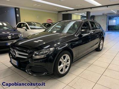 usata Mercedes C220 d S.W. Auto Executive+NAVI