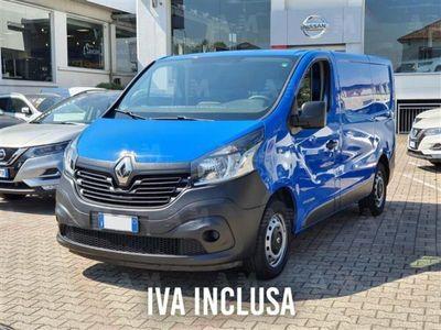 usata Renault Trafic Furgone T27 1.6 dCi 125CV S&S PC-TN Zen del 2017 usata a Vigevano