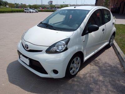 used Toyota Aygo 1.0 12V VVT-i 5 porte Edition rif. 11386922