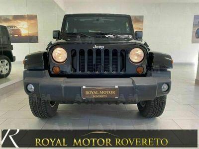 usata Jeep Wrangler Unlimited 2.8 CRD DPF Rubicon Auto!!