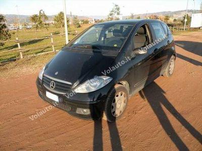 usata Mercedes A160 -(150) AVANTGARDE COUPE FL
