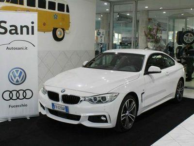 usata BMW 435 dA xDrive Coupé Msport Iva esposta totale
