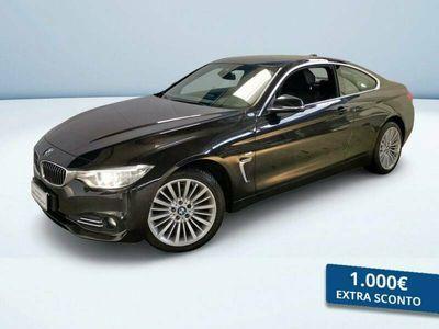 usata BMW 420 SERIE 4 COUPE d Coupe xdrive Luxury 184cv auto