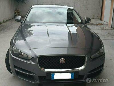 usata Jaguar XE (x760) - 2017
