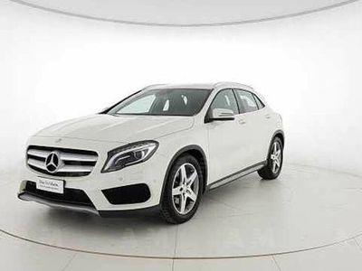 usata Mercedes GLA220 CDI Automatic 4Matic Premium