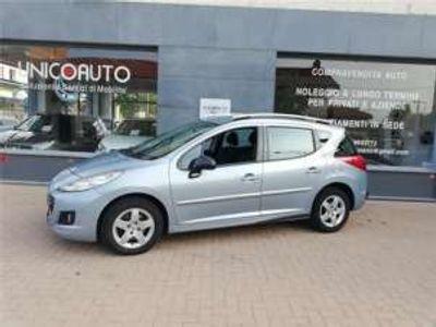 used Peugeot 207 1.6 8v hdi 93cv sw x line diesel