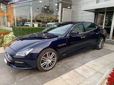 usata Maserati Quattroporte 3.0 V6 Diesel 275 CV Granlusso