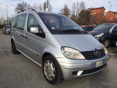 usata Mercedes Vaneo 1.7 diesel 143 mila km - 2003