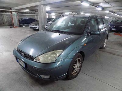 used Ford Focus 1.6i 16V cat SW ztec