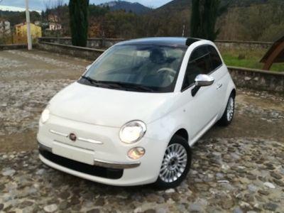 usata Fiat 500 1.2 Lounge Tetto-Cerchi lega-18.000 KM