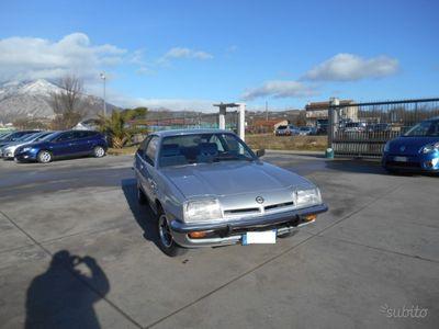 gebraucht Opel Manta anni 80 1.6 benzina