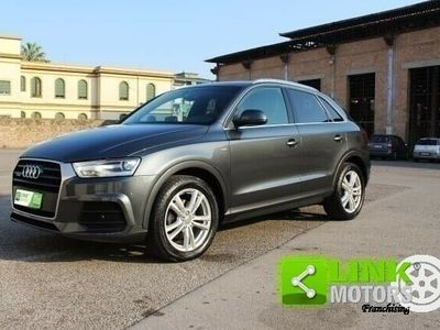 usata Audi Q3 2.0 TDI 184 CV quattro S tronic