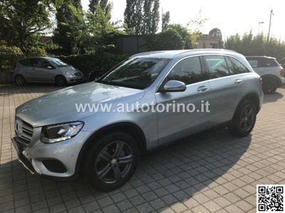 usado Mercedes 220 CLASSE GLC GLCBusiness 4matic auto