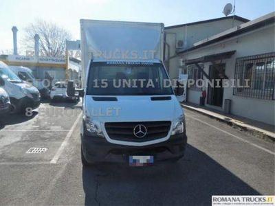 gebraucht Mercedes Sprinter CASSONATO 8 EUROPALLET PRONTA CONSEGNA
