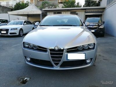 used Alfa Romeo Crosswagon 159 sw 2.4 mjet 210cvexclusive certificat