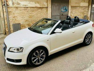 usata Audi A3 Cabriolet - 2010 140 kv Block Shaft