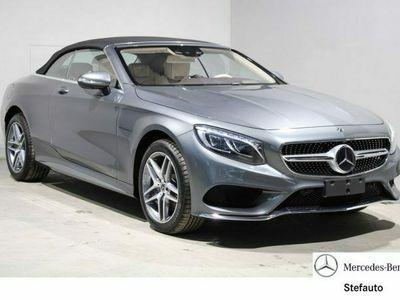 usata Mercedes S560 (500) Cabrio Auto Maximum COMAND