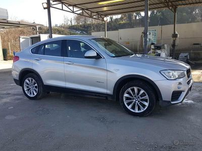 usata BMW X4 X4xdrive 20d 140kw