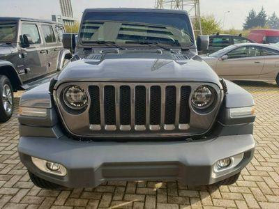 usata Jeep Wrangler Unlimited 2.2 Mjt II Sahara