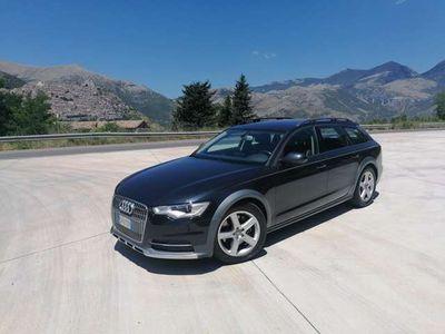 usata Audi A6 Allroad 3.0 TDI 245 CV S tronic Xenon-Pelle-Stoffa-Taglian