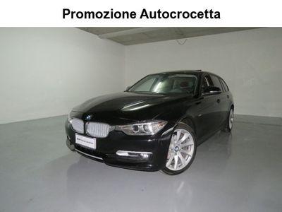 usata BMW 320 D Touring Modern Auto Tetto Navy