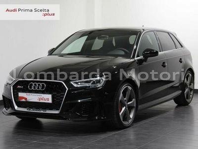 usata Audi RS3 Sportback 2.5 tfsi quattro s-tronic