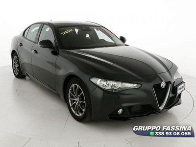 gebraucht Alfa Romeo Giulia 2.2 Turbo Diesel 150cv AT8 Business
