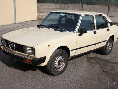 usado Alfa Romeo 2000 alfettadel 1979