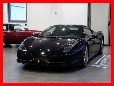 usata Ferrari 458 Italia DCT ** ITALIANA - SERVICE BOOK **