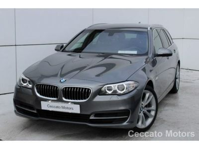 usado BMW 520 d xDrive Touring Business aut.