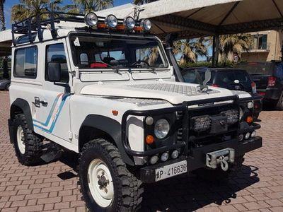 brugt Land Rover Defender 90 2.5 Tdi Hard-top