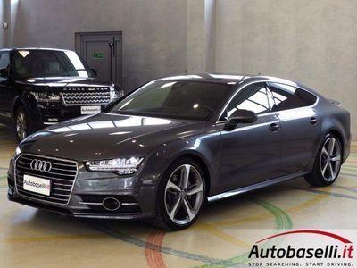 brugt Audi A7 3.0TDI 272CV QUATTRO BUSINESS PLUS S-TRONIC S-LINE