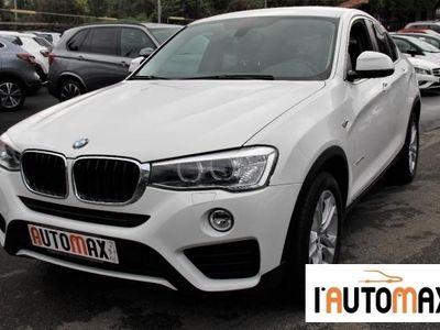 usata BMW X4 -- xDrive20d