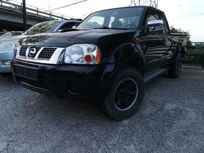 used Nissan King Pick Up 2.5 TD 2 porteCab Navara
