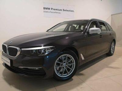 usata BMW 520 Serie 5 Touring (G30/G31) D AUT. TOURING BUSINESS