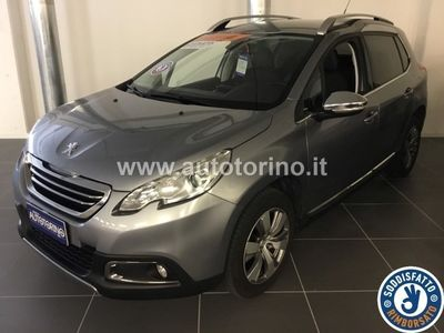 używany Peugeot 2008 20081.6 e-hdi 8v Allure s&s 92cv
