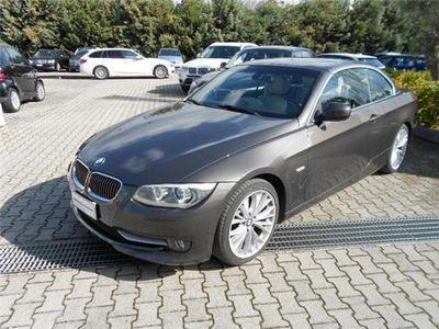 usata BMW 330 Cabriolet d cat Attiva