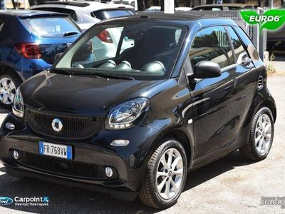 used Smart ForTwo Cabrio 1.0 Youngster 71cv twinamic my18