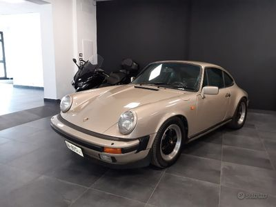 usata Porsche 911 fabbricata 1985 - ARIA CONDIZIONATA