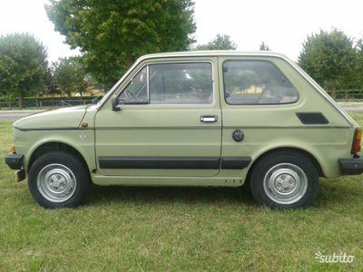 käytetty Fiat 126