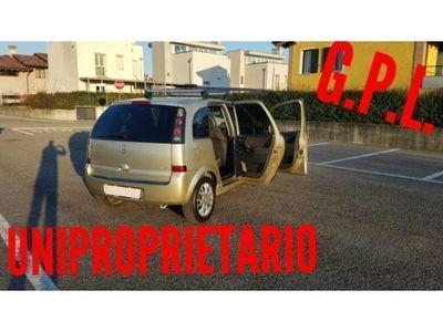 usata Opel Meriva 1.4 GPL-TECH
