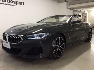 used BMW 840 d xDrive Cabrio Msport *KM0*DISPONIBILE*