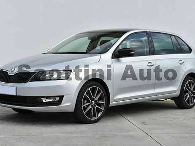 usata Skoda Rapid Spaceback 1.0 TSI 110 CV Ambition