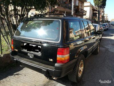 brugt Jeep Grand Cherokee zj 5.2 V8 GPL
