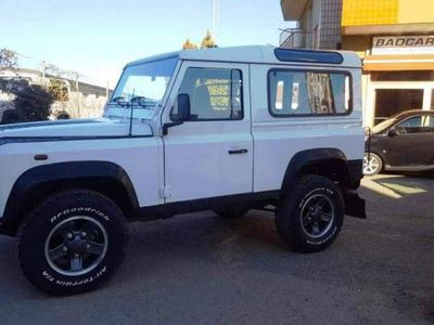 brugt Land Rover Defender 90 td5 con abs,clima verricell