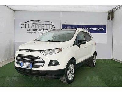 brugt Ford Ecosport 1.5 110 CV Plus del 2016 usata a Rende