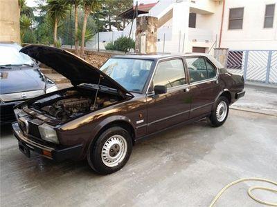 usata Alfa Romeo Alfetta 2.0 Turbo Diesel
