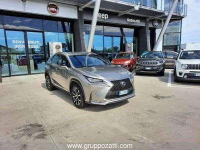 usata Lexus NX300 NX Hybrid 4WD F-Sport