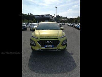 usata Hyundai Kona 1.0 T-GDI Xpossible del 2017 usata a Roma